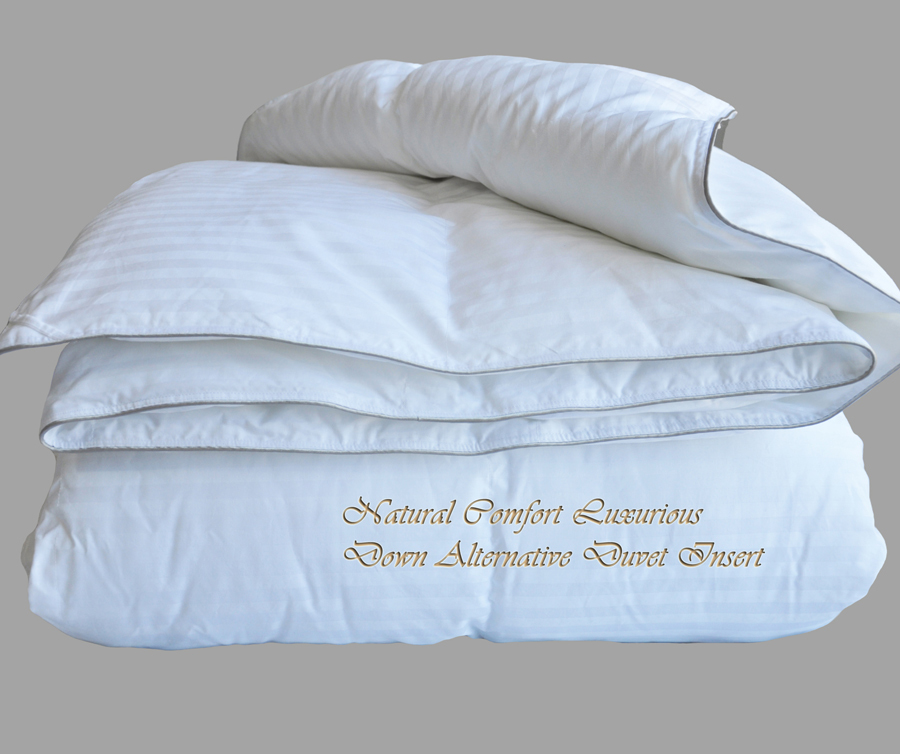 Natural Comfort Goose Down Alternative Luxurious Amp Soft
