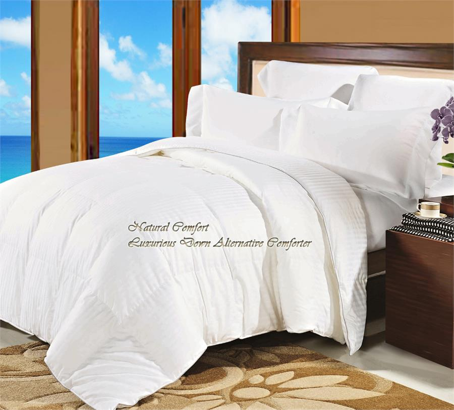 Natural Comfort Goose Down Alternative Luxurious Amp Soft