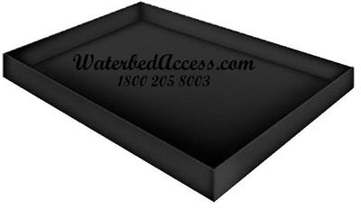 If you were looking to replace your safety liner in your california king, queen or super single then this is an excellent choice. We have been selling this waterbed liner for many year with much success. We have it in stock and we ship quickly.