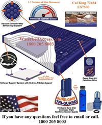 California_King_Waveless_LS7300_Waterbed_Mattress_for_Cal_King_Hardside_Bed