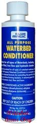 Blue Magic all purpose waterbed conditioner is designed to keep you water fresh while conditioning the vinyl on your waterbed mattress.