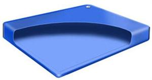 free flow bladder support of regular softside waterbed mattresses.