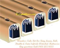 We have softside tubes and cylinders for softside waterbeds and soft side water bed mattresses